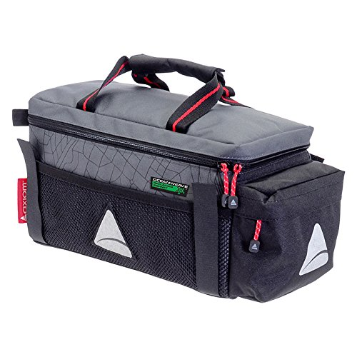 Axiom Bag Trunk Seymour O-Weave P9 Grey/Black – 404081-01