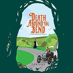 Death Around the Bend Audiobook