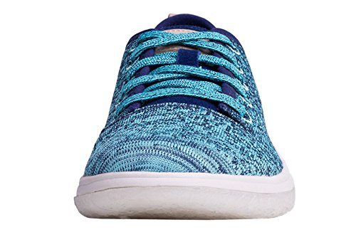 Bluprint Womens La Costa Knit Ocean 7