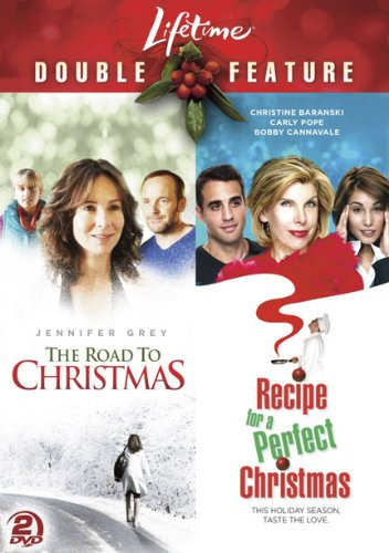 Lifetime Double Feature: Recipe For A Perfect Christmas/ The Road To Christmas [DVD] (Dvd Recipes compare prices)