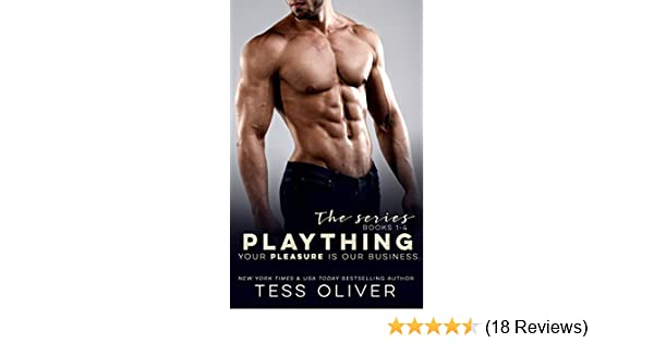 Plaything The Series Books 1 4 Kindle Edition By Tess Oliver