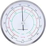 Control Company 4199 Traceable Precision Dial Barometer, Nickel-Chrome