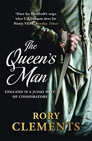 book cover of The Queen\'s Man