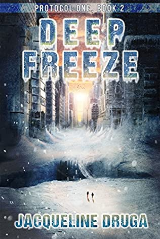 book cover of Deep Freeze