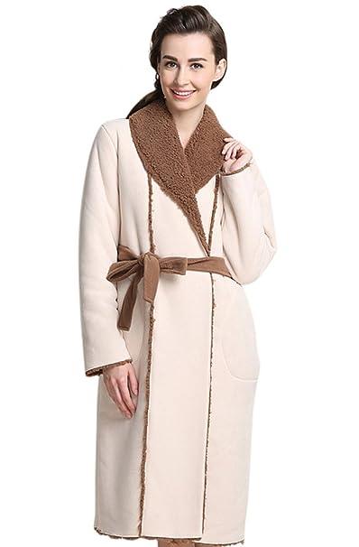 Insun - Pijama - para hombre beige Light Camel M