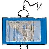 Aqua Quest(アクアクエスト) TRAIL マップケース 100%防水 ブラック, イエロー, オレンジ, ブルー, グリーン