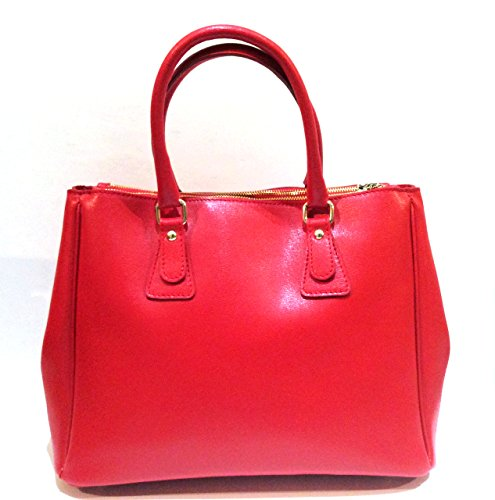 main Sac à rosso femme Rouge Superflybags pour OwBfEBq