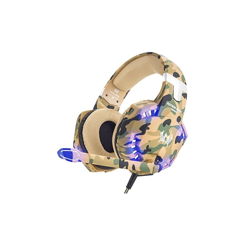 VersionTECH. Stereo Gaming Headset for P