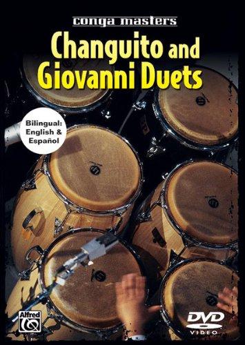 Giovanni Conga - Conga Masters: Changuito and Giovanni Duets - DVD
