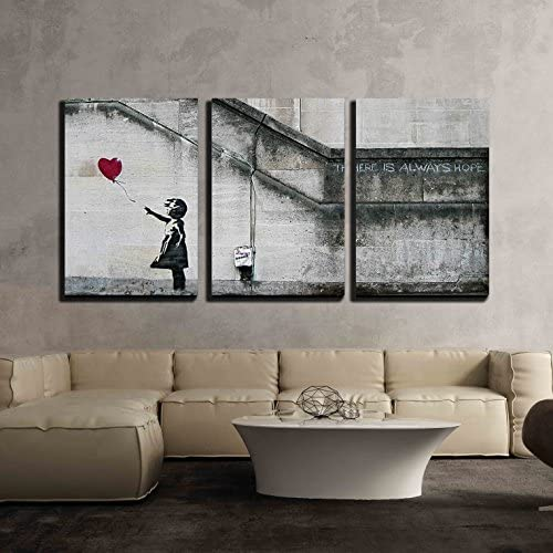 wall26 Canvas Balloon Guerilla Stretched product image