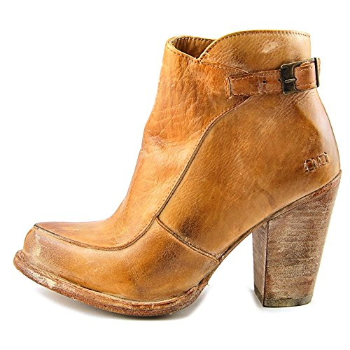 White Bed Women's Tan Rustic Isla Stu Boot 10qwTYH