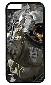 Astronaut Easter Thanksgiving Halloween Masterpiece Limited Design PC Black Case for iphone 6 by Cases & Mousepads