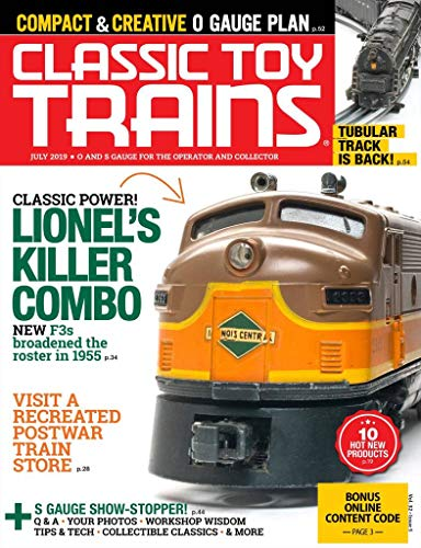 (Classic Toy Trains)