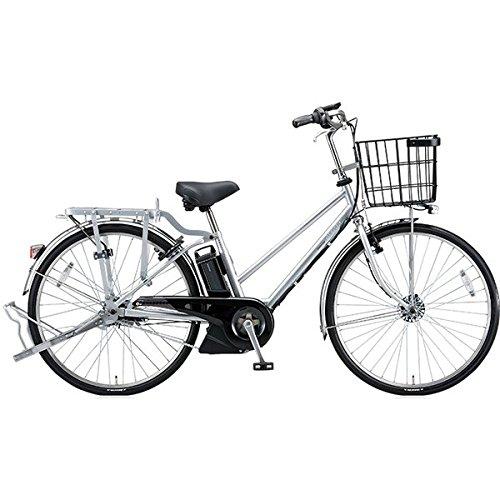 ブリヂストン(BRIDGESTONE) アシスタビジネス S型 B6SC47 M.ファインシルバー 26インチ 電動自転車 B072WQPQSZ