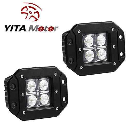 YITAMOTOR Light Square Driving Offroad