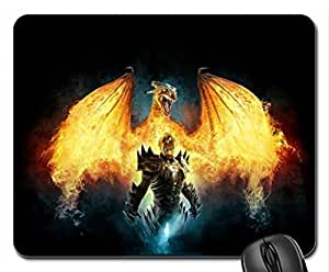 Divinity 2 Mouse Pad, Mousepad (10.2 x 8.3 x 0.12 inches)