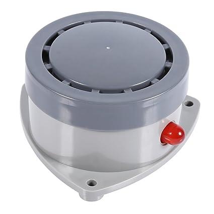 1 pcs Alto Decibel Detector de Fugas de Agua Sensor de Luz de Alarma Dispositivo de