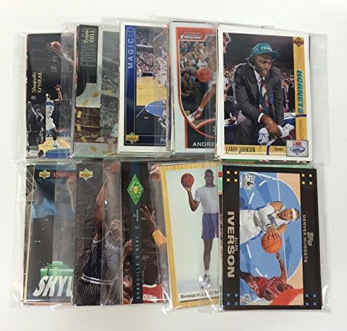 NBA Basketball Cards Party Favors - (10) Sets of 10 Basketball Cards Gift Set Goody Bags ()
