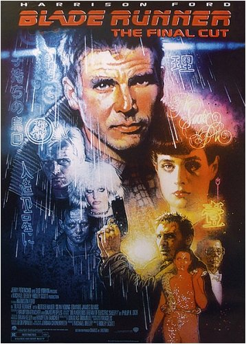 Blade Runner Final Movie Poster product image