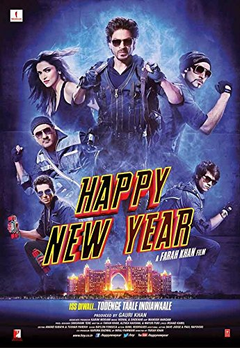 Happy New Year Indian Movie 10