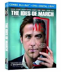 The Ides of March / Les Marches du pouvoir (Bilingual) [Blu-ray + DVD + Digital Copy]