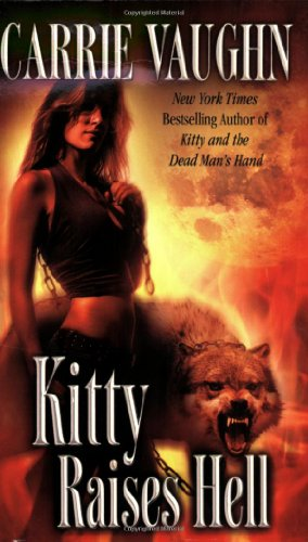 Book cover for Kitty Raises Hell