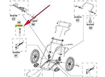 Thule Chariot CAS hardware CGR CGR09- CX12-: Amazon co uk