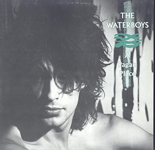 The Waterboys: A Pagan Place LP VG++/NM Canada Island ISM-1001