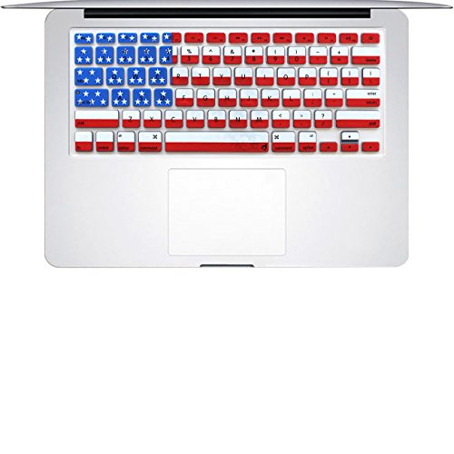 (Masino Silicone Keyboard Cover Skin for 2015 or Old Version MacBook Air 13