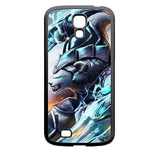 Volibear-005 League of Legends LoL Iphone 4/4S Rubber Black