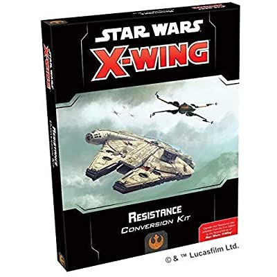 Star Wars X-Wing: Resistance Conversion Kit: Toys & Games