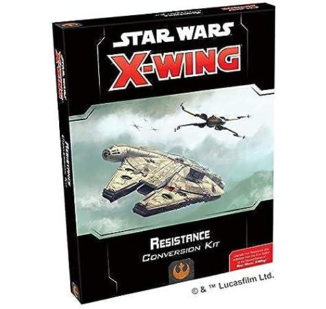Star Wars X-Wing Resistance Conversion Kit: Amazon.es: Juguetes y juegos