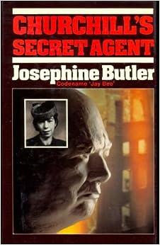 Book Churchill's Secret Agent