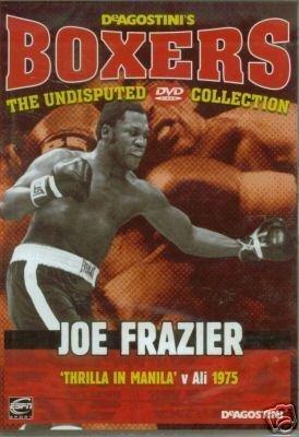 Joe Frazier Boxer - Boxer: Joe Frazier vs Ali Thrilla in Manila 1975
