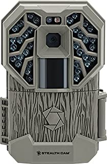 Amazon.com : Stealth Cam 14.0 Megapixel 45 No-Glo IR Trail Camera ...