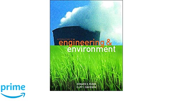 Amazon introduction to engineering and the environment amazon introduction to engineering and the environment 9780072354676 edward s rubin books fandeluxe Images