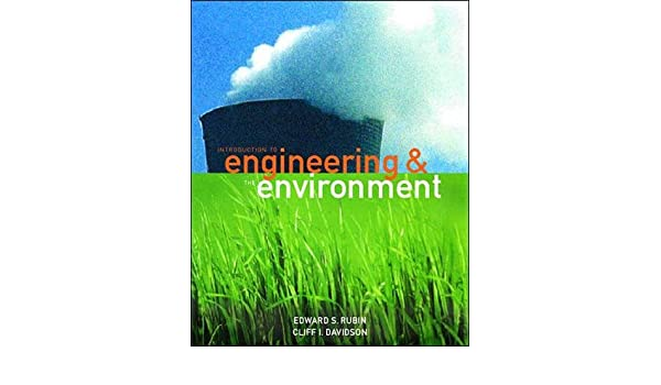 Amazon introduction to engineering and the environment amazon introduction to engineering and the environment 9780072354676 edward s rubin books fandeluxe Gallery