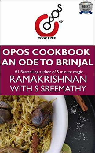 An Ode to Brinjal: OPOS Cookbook by S SREEMATHY