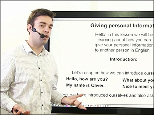 Learn Telephone (English Lesson 4 - Name & Personal Information.)