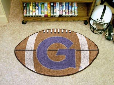 Georgetown Football Rug (Fan Mats 4518 Georgetown University Hoyas 22