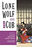 Lone Wolf and Cub Volume 7: Cloud Dragon, Wind Tiger