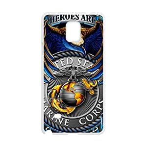 Marine Corps Cell Phone Case for Samsung Galaxy Note4