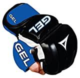 Amber Fight Gear MMA Gel Bag Gloves Large