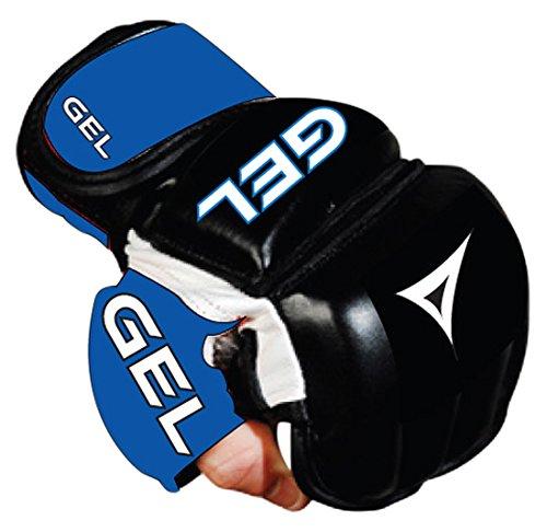 Amber Fight Gear MMA Gel Bag Gloves Large