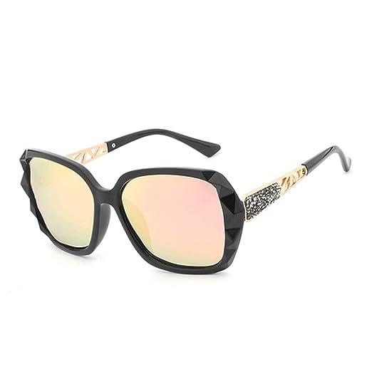 LELESunglasses Gafas para Mujer Gafas De Sol Polarizadas ...