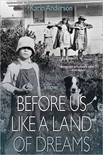 Before Us Like a Land of Dreams  Karin Anderson  9781948814034  Amazon.com   Books 942cebb89701d