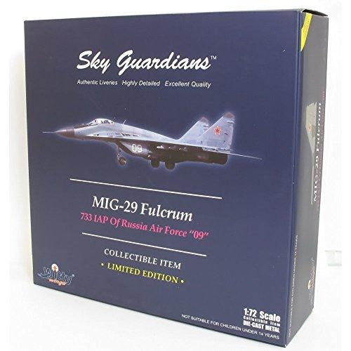 1/72 MiG-29 ロシア空軍 第733戦闘飛行連隊 #09 WTW-72-019-019