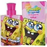 Nickelodeon Spongebob Squarepants Eau De Toilette Spray for Women, 3.4 Ounce