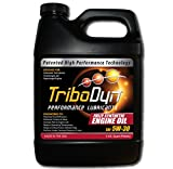 engine oil 5w30 quarts - TriboDyn 5W30 Fully Synthetic Ultra Premium Engine Oil - 1 US Quart - Lowers Operating Temps-Increases Horsepower-Reduces Engine Noise