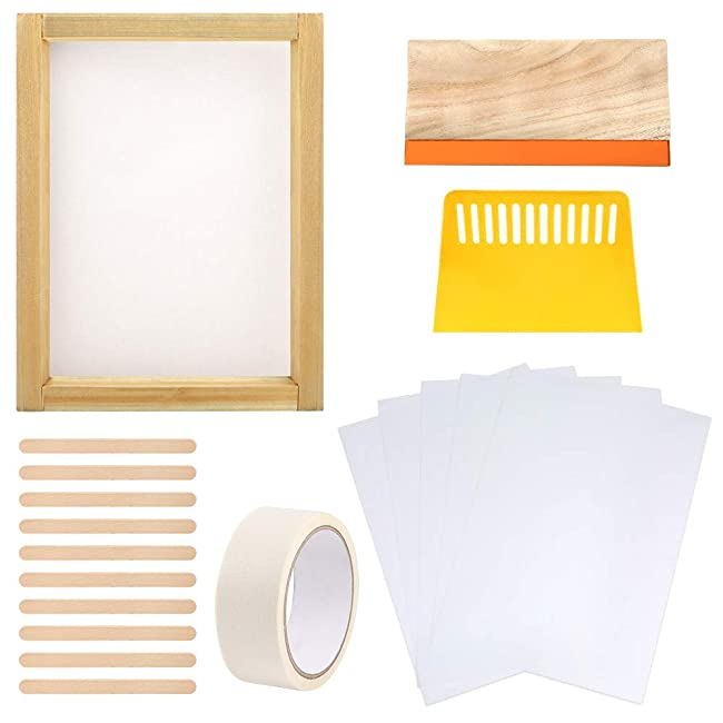 Materials for Screen Printing